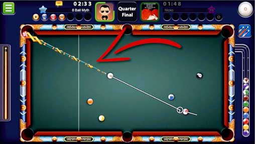 Boards of 8 Ball Pool